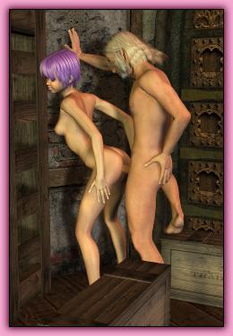 Porn cartoon Animated erotic